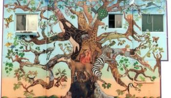Tree_of_Life_Animals_Mural_Estacada