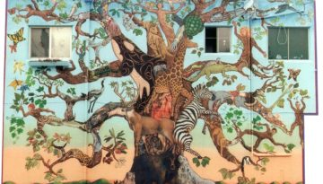 Tree_of_Life_Animals_Mural_Estacada